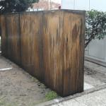 Elektro omara iz Cortena