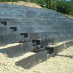 Dokončanje teras
