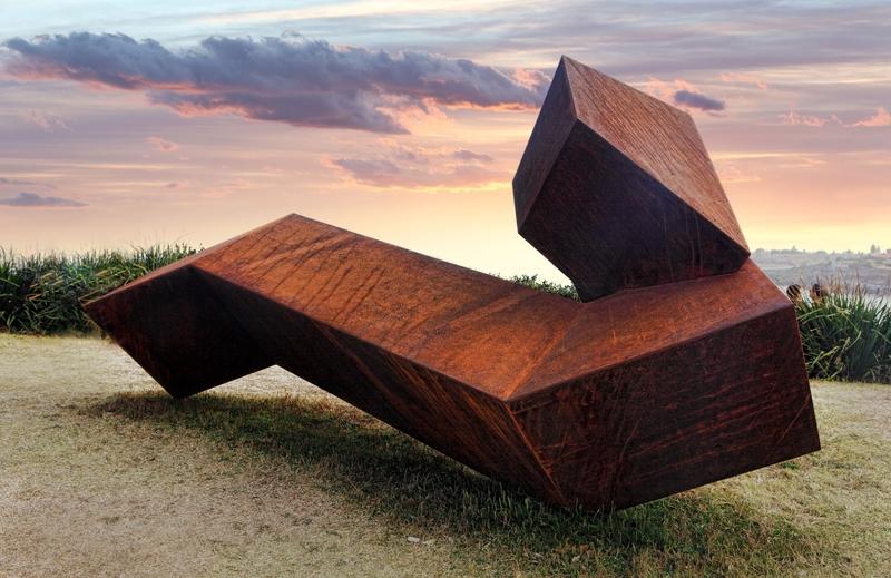 Okrasna skulptura iz Cortena