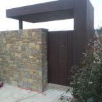 Vrata iz pločevine Korten